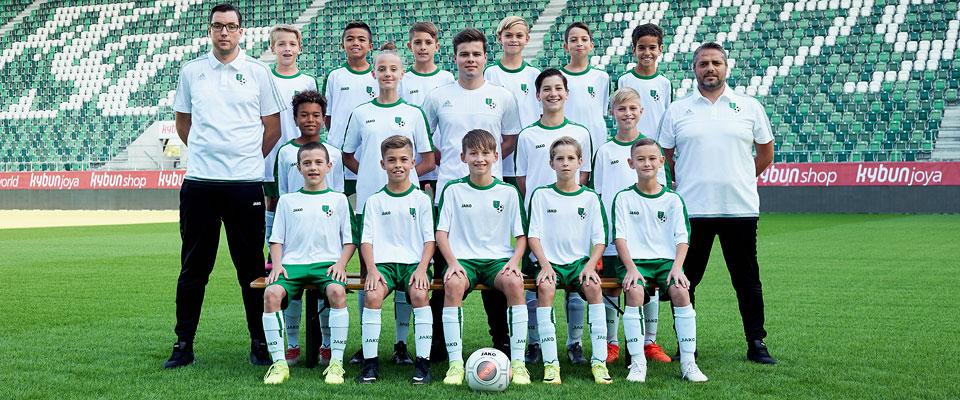 FE12 FC St. Gallen