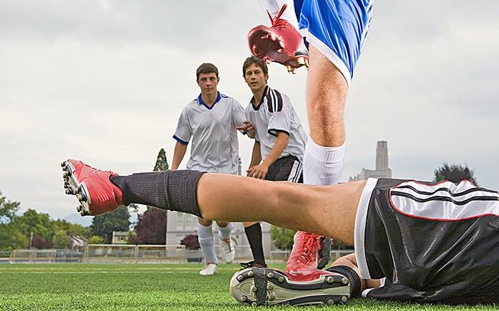 suva Online-Fussballtest